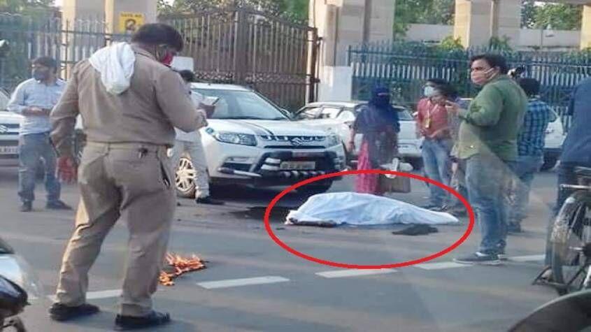 लखनऊ में मुख्यमंत्री कार्यालय के सामने आत्मदाह का प्रयास करने वालीं मां-बेटी में मां साफिया की मौत