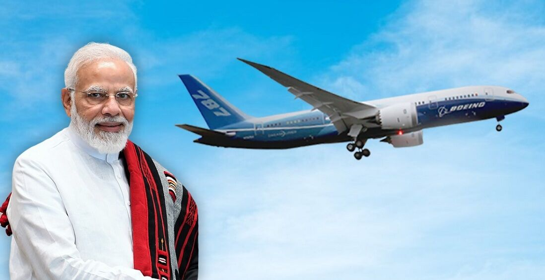 देश की अर्थव्यवस्था चौपट, मगर पीएम मोदी के लिए आ रहे 8500 करोड़ के दो विमान