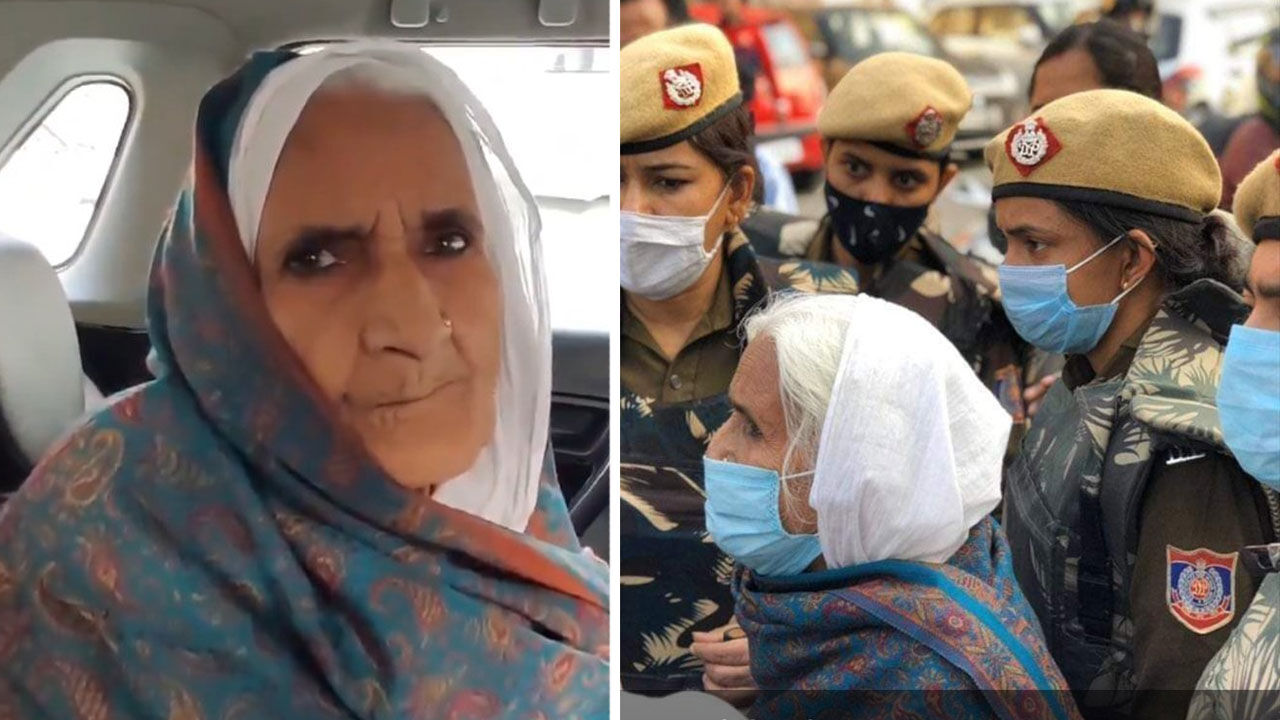 पुलिस ने हिरासत में ली शाहीनबाग की बिलकिस दादी, किसानों को समर्थन देने पहुंची थी सिंघु बॉर्डर
