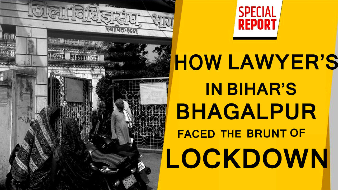 Most of the Dalits and OBCs left the legal profession during Lockdown in Bihar !